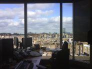 Vista panorámica de una de las oficinas centrales de El Mundo de Offstrings