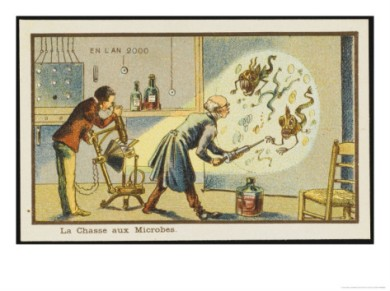 France_in_XXI_Century._Microbes
